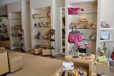 Shoes by Beverly, located in Belleair Bluffs (part of Clearwater) serving the Tampa Bay Area and St.Petersburg offers the latest womens designer shoes
